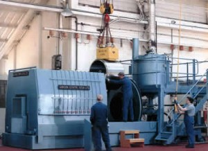 GML Centrifugal Casting Machines - Babbitt Machines