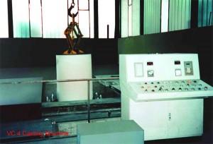 VC  Vertical Centrifugal Casting Machines