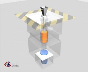 Vertical Centrifugal Casting machine range
