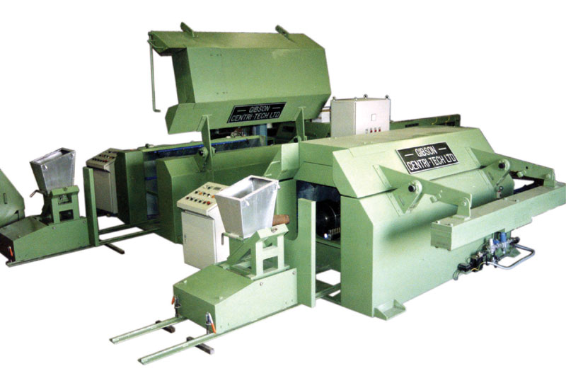 GCRH R centrifugal casting machine