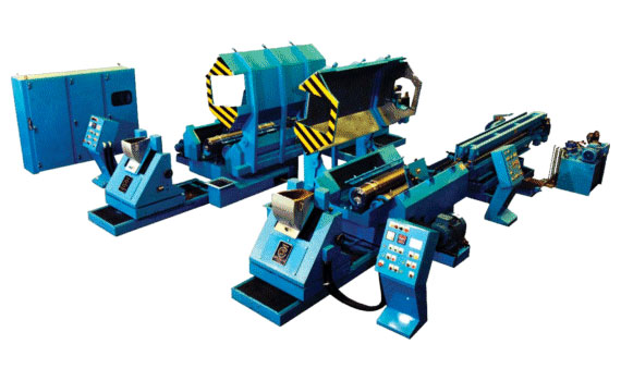 SHPP centrifugal casting machine