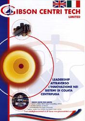 Gibson Centri Tech Brochure